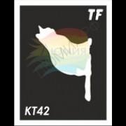 Трафарет КТ42