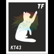 Трафарет КТ43