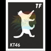 Трафарет КТ46