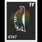 Трафарет КТ47