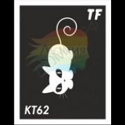 Трафарет КТ62