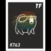 Трафарет КТ63