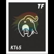 Трафарет КТ65