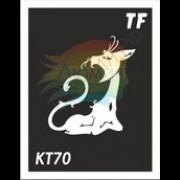 Трафарет КТ70