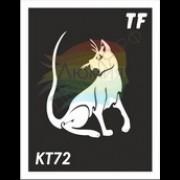 Трафарет КТ72