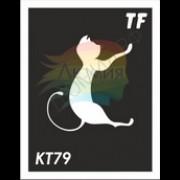 Трафарет КТ79