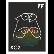 Трафарет КС2