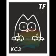 Трафарет КС3