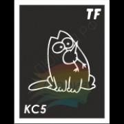 Трафарет КС5