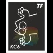 Трафарет КС6