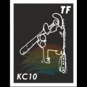 Трафарет КС10