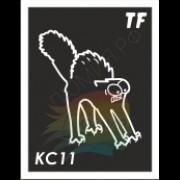 Трафарет КС11