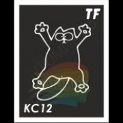 Трафарет КС12