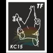 Трафарет КС15