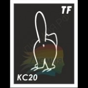 Трафарет КС20