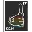 Трафарет КС24