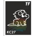 Трафарет КС27