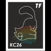 Трафарет КС26