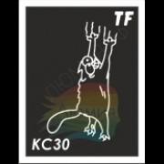 Трафарет КС30