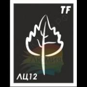 Трафарет ЛЦ 12