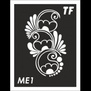 Трафарет МЕ1