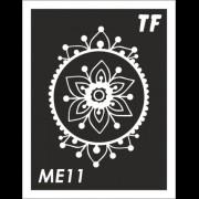 Трафарет МЕ11