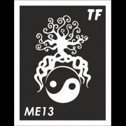 Трафарет МЕ13
