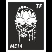 Трафарет МЕ14