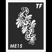 Трафарет МЕ15