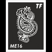 Трафарет МЕ16