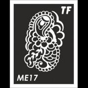 Трафарет МЕ17