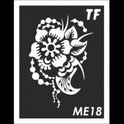 Трафарет МЕ18