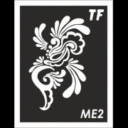 Трафарет МЕ2