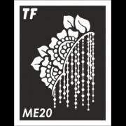 Трафарет МЕ20