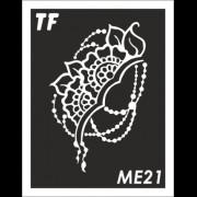 Трафарет МЕ21