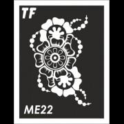 Трафарет МЕ22