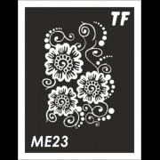 Трафарет МЕ23