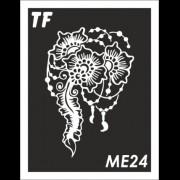 Трафарет МЕ24