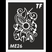 Трафарет МЕ26
