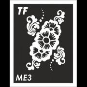 Трафарет МЕ3