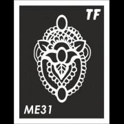 Трафарет МЕ31