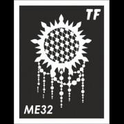 Трафарет МЕ32