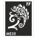 Трафарет МЕ35