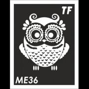 Трафарет МЕ36