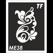 Трафарет МЕ38