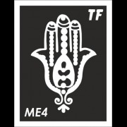 Трафарет МЕ4