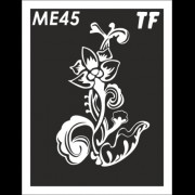 Трафарет МЕ45