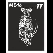 Трафарет МЕ46