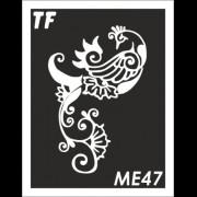 Трафарет МЕ47