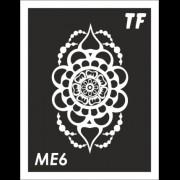 Трафарет МЕ6